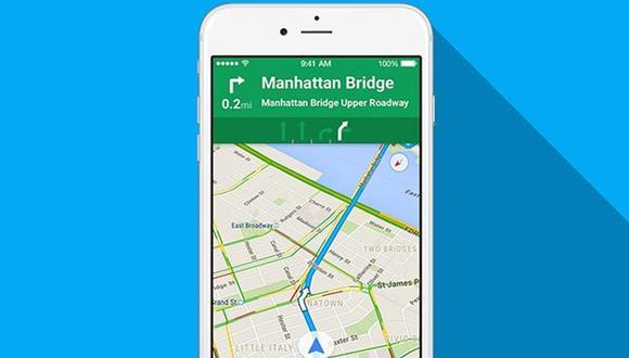 ¿Quieres saber cuánto tiempo y cantidad de kilómetros que caminaste durante un mes? Así lo puedes saber usando Google Maps. (Foto: Google)