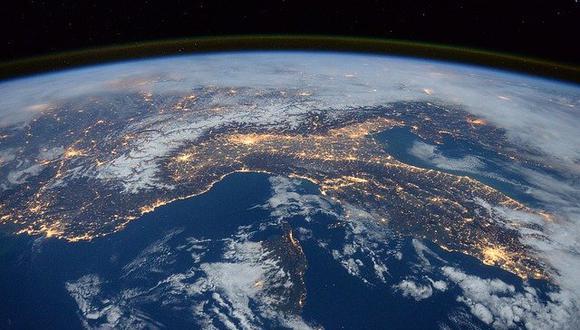 El regalo de despedida de la sonda BepiColombo: La Tierra a más de 19 mil kilómetros de distancia. (Foto: Pixabay)