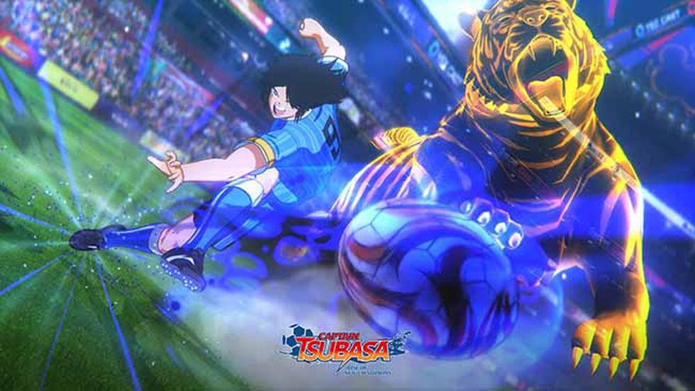 Bandai Namco lanzará 'Captain Tsubasa: Rise of New Champions' este año para PlayStation 4, Nintendo Switch y PC vía Steam.