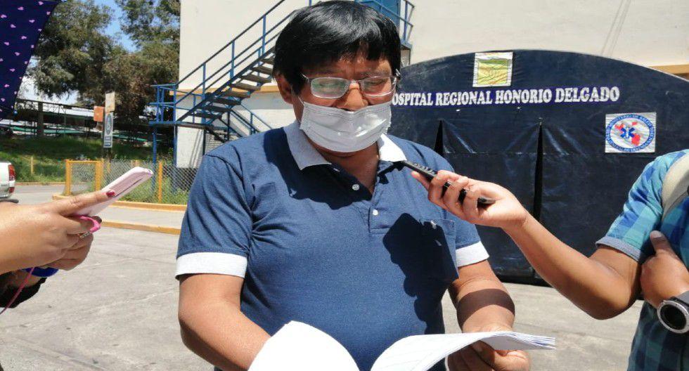 Arequipa: Director de Hospital Honorio Delgado responsabiliza al Minsa por demora en acondicionar sala especial para casos de coronavirus.