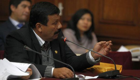 Zamudio dijo que su despacho solo gestionó el caso. (Mario Zapata)