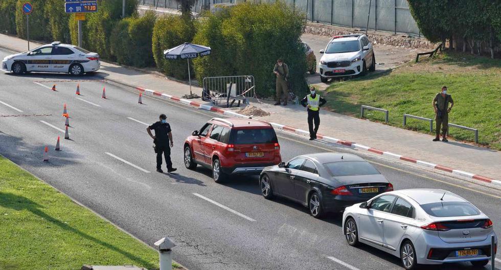Coronavirus: Israel se reconfina en plena temporada de fiestas judías [FOTOS]