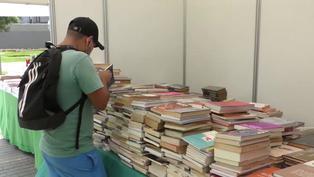 Feria Itinerante del Libro, alternativa de lectura en plena pandemia