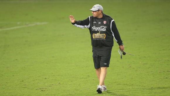 EL ESTRATEGA. Markarián ya tiene todo organizado para jugar en Bolivia y Paraguay. (USI)