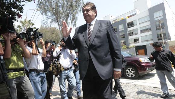Exmandatario dijo que no entiende el apoyo de Humala a Nicolás Maduro. (César Fajardo)