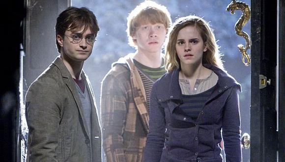 En 2016 saldrá trilogía inspirada en el mundo de Harry Potter. (AP)
