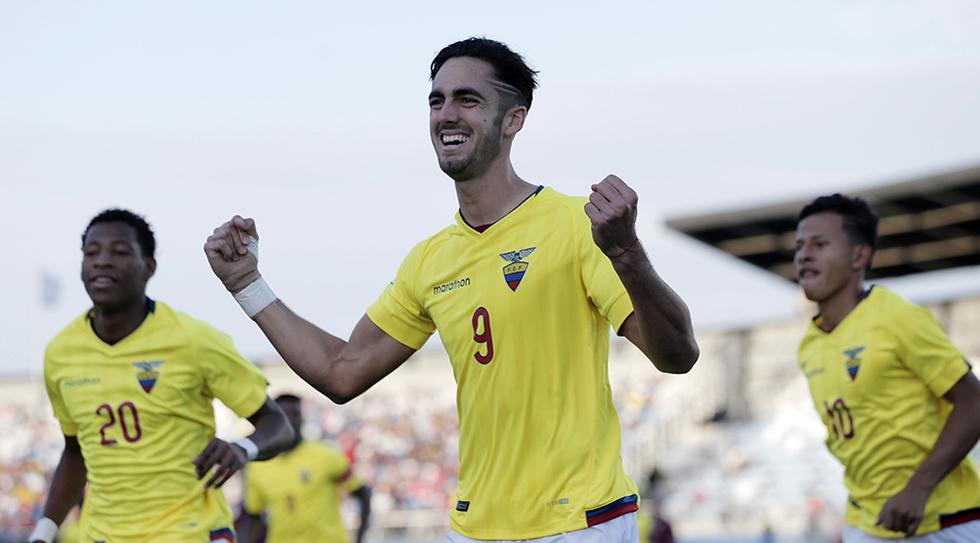 Ecuador se proclamó campeón del Sudamericano Sub 20 y clasificó al Mundial de la categoría en Polonia. (Foto: Photosport)