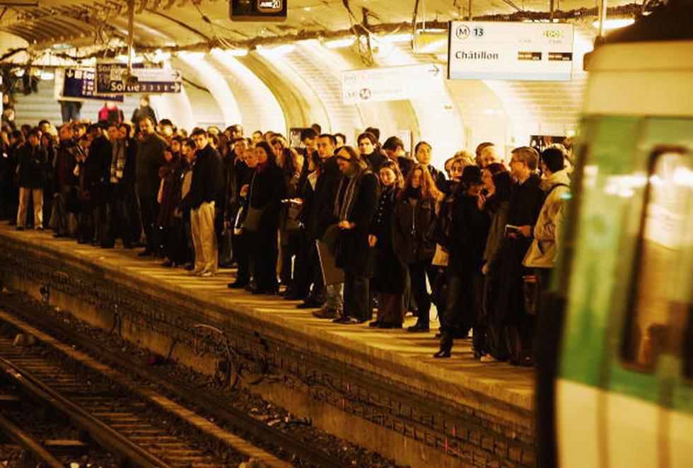 ¡Viajes asegurados! Bebé nacido en tren de París viajará gratis hasta los 25 años. (Getty)