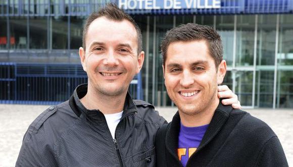 Boda será en Montpellier. (AFP)