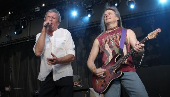 ¿Es Deep Purple es uno de los nominados con más chances de ganar? (AFP)
