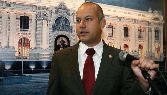 Tejada cree que el fujimorismo busca vengarse de Humala. (USI)