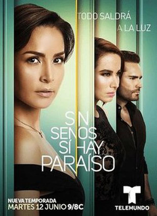 De Sin Senos No Hay Paraíso A El Final Del Paraíso La Historia De La Telenovela De Telemundo Que Llegará A Su Fin Nnda Nnlt Telemundo Cheka Peru21
