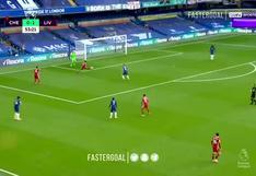 Chelsea vs. Liverpool: Sadio Mané marcó el 2-0 tras un error del portero Kepa | VIDEO