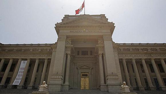 Poder Judicial dictará sentencia el 8 de abril por el caso Utopía. (USI)