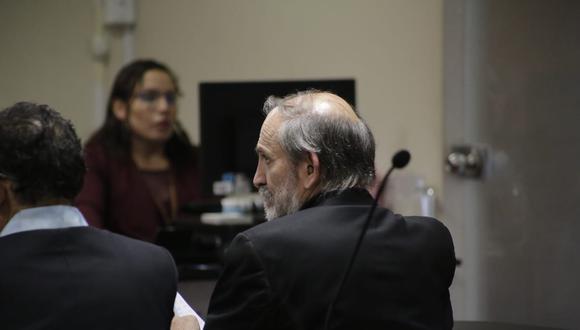 Yehude Simon es investigado por los presuntos delitos de colusión agravada y lavado de activos (Foto: GEC)