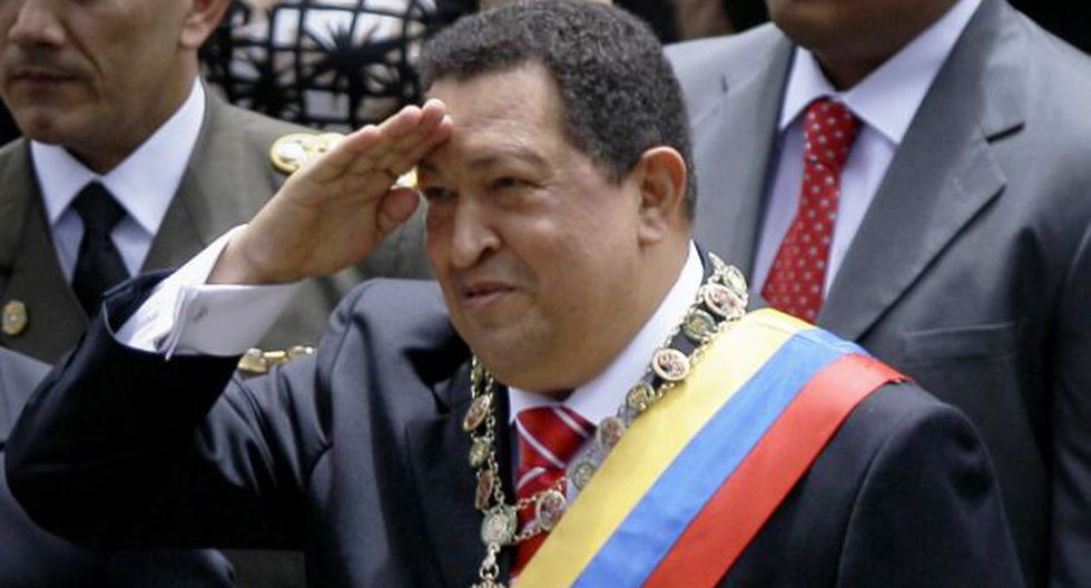 Hugo Chávez acusa a Paraguay. (AP)