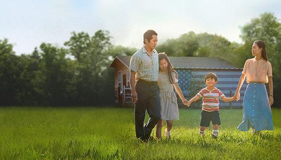 Mientras lucha por dominar la tierra, la familia debe lidiar con las deudas y la enfermedad del menor de sus hijos (Foto: Minari)