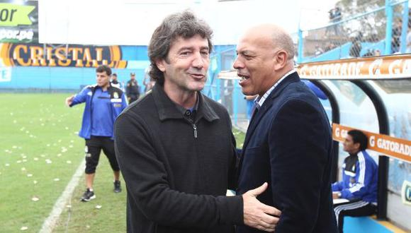 Roberto Mosquera reemplaza a José Mari Bakero. (Leonardo Fernández/Depor)