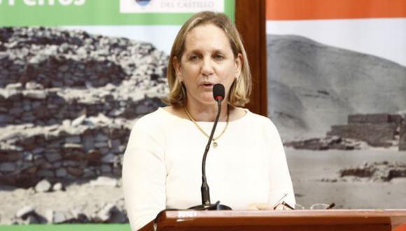 Ministra anunció que también se creará Centro de Interpretación en Machu Picchu. (Andina)