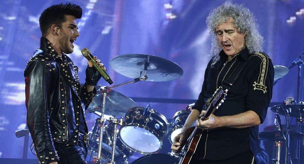Queen confirmó su participación en la 91° edición de los premios Oscar. (Foto: AFP)
