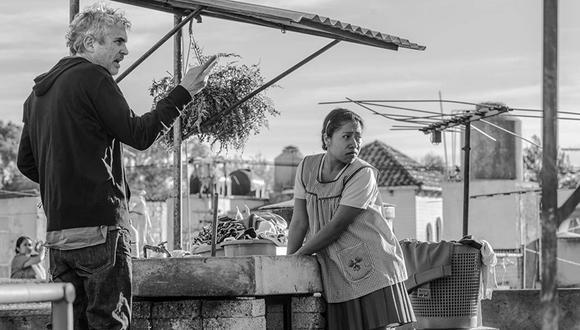 """El mexicano Alfonso Cuarón dedicó el premio a todo México y agradeció a todas las personas con las que trabajó en """"Roma"""".  (Foto: Instagram)"""