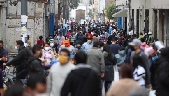 La cantidad de casos confirmados de coronavirus aumentó este jueves, informó el Minsa. (Foto: Giancarlo Ávila/GEC)