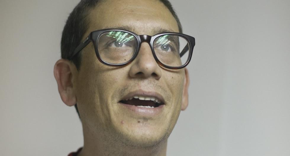 "Jaime Chincha: ""Gareca nos ha enseñado a ser un puño"". (LuisCenturión/Perú21)"