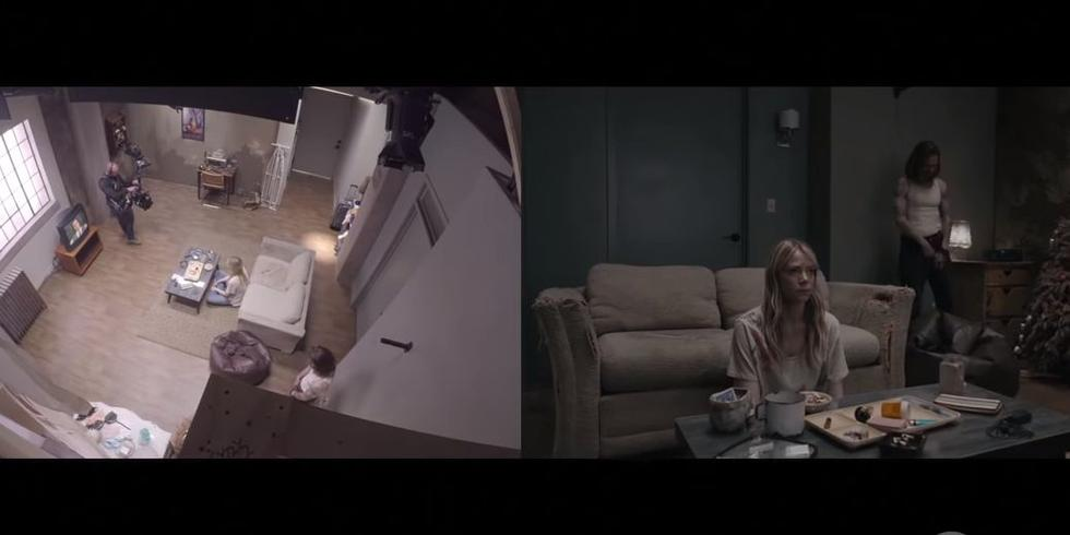Cine: Mira la magia que existe detrás de un plano secuencia sin efectos digitales. (YouTube/Kidding)