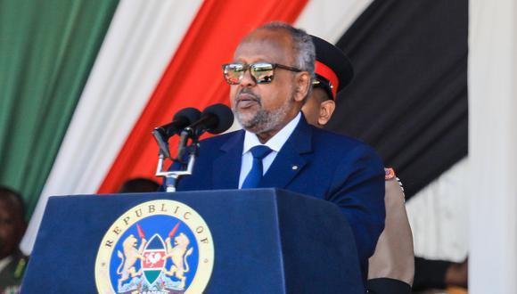 Ismael Omar Guelleh, presidente de Yibuti. (Foto: EFE)