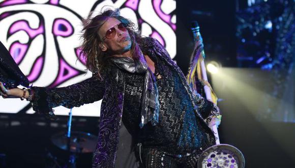 No dejará el grupo Aerosmith. (USI)