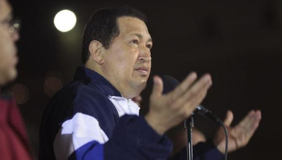 EN FASE FINAL. Presidente lució vital en su última aparición pública. Sería una falsa percepción. (Reuters)