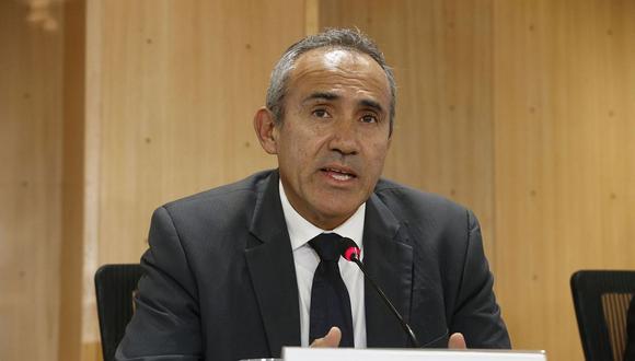 Carlos Estremadoyro fue ministro de Transportes y Comunicaciones desde julio hasta noviembre de este año. (Foto: MTC)