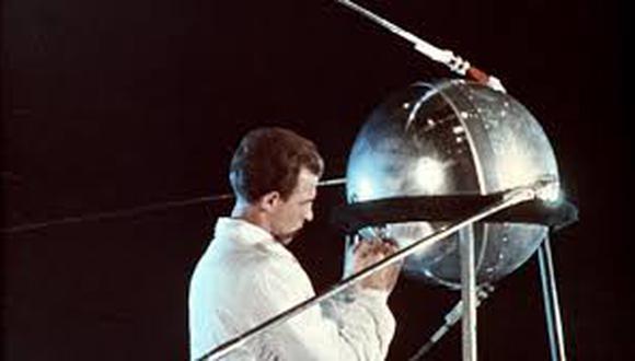 Sputnik fue lanzado un día como hoy (Getty Images)