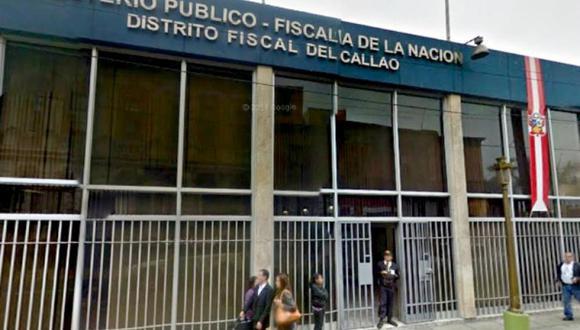 El sujeto fue detenido el año pasado en el Aeropuerto Internacional Jorge Chávez. (Foto: Ministerio Público)