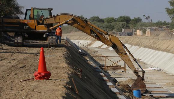 La transferencia al Plan Integral para la Reconstrucción con Cambios es a favor de 5 gobiernos locales. (Foto: GEC)