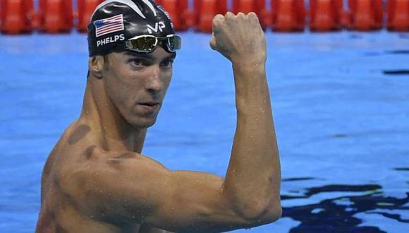 Michael Phelps celebra su cumpleaños número 32 (Getty Images)