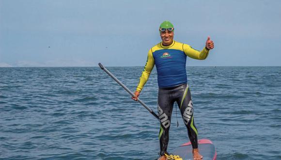 Tengo 33 años de edad, y el mar me ayudó a vencer mis propios temores. (Fotos: Ana Paula Tafur)