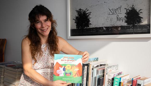 Escrito por Cecilia Lázaro bajo el sello Penguin Random Housense presenta el domingo 29 en la Feria del Libro Ricardo Palma