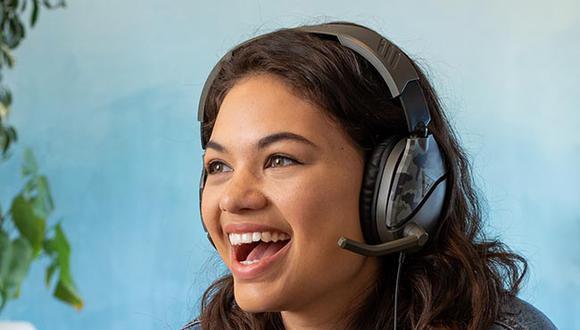 Los audífonos Turtle Beach pueden ser usados para diversos tipos de actividades. (Difusión)