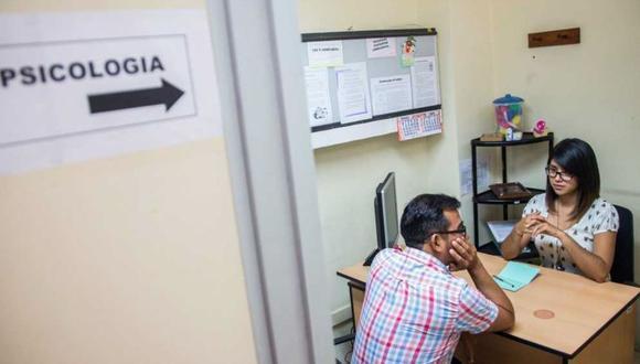 El presidente Martín Vizcarra recordó que se han implementado 154 centros de salud mental comunitarios. (Foto: Imagen referencial/Andina)