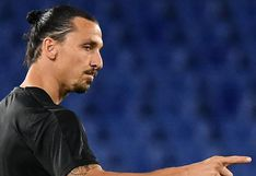 Ibrahimovic presume su vigencia en Italia y se compara con Benjamin Button | VIDEO