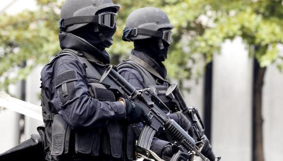 Más de mil oficiales del orden en Brasil  participaron en el mega operativo. (Imagen referencial)