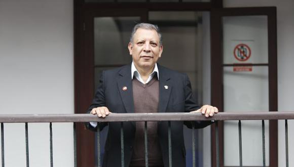 Marco Arana cuestiona la posición asumida por la Cancillería frente a Venezuela (Marco Zapata)