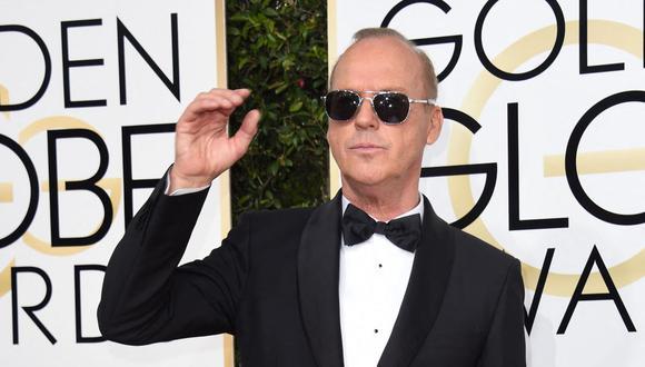 """Michael Keaton volverá a colocarse el traje de """"Batman"""" para """"The Flash"""".  (Foto: Valerie Macon / AFP)"""
