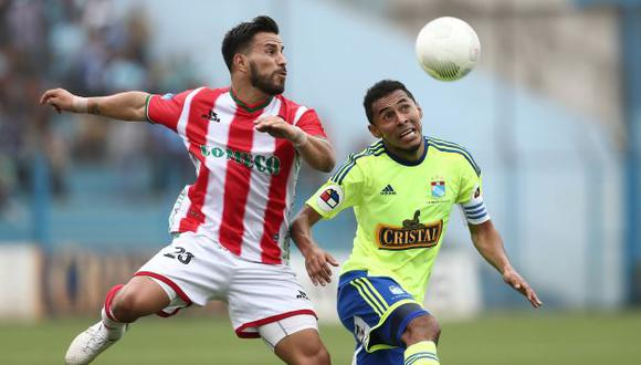 Sporting Cristal empató 2-2 frente a Sport Loreto y rescató un punto de Pucallpa. (USI)