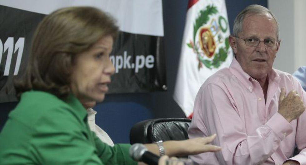 Lourdes Flores se mostró a favor de que Congreso otorgue facultades legislativas al gobierno de PPK. (Perú21)