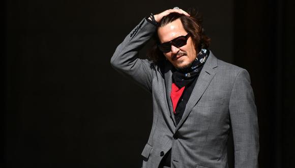 Johnny Depp pierde apelación ante juez que rechazó su demanda contra diario británico. (Foto: Justin Tallis / AFP)