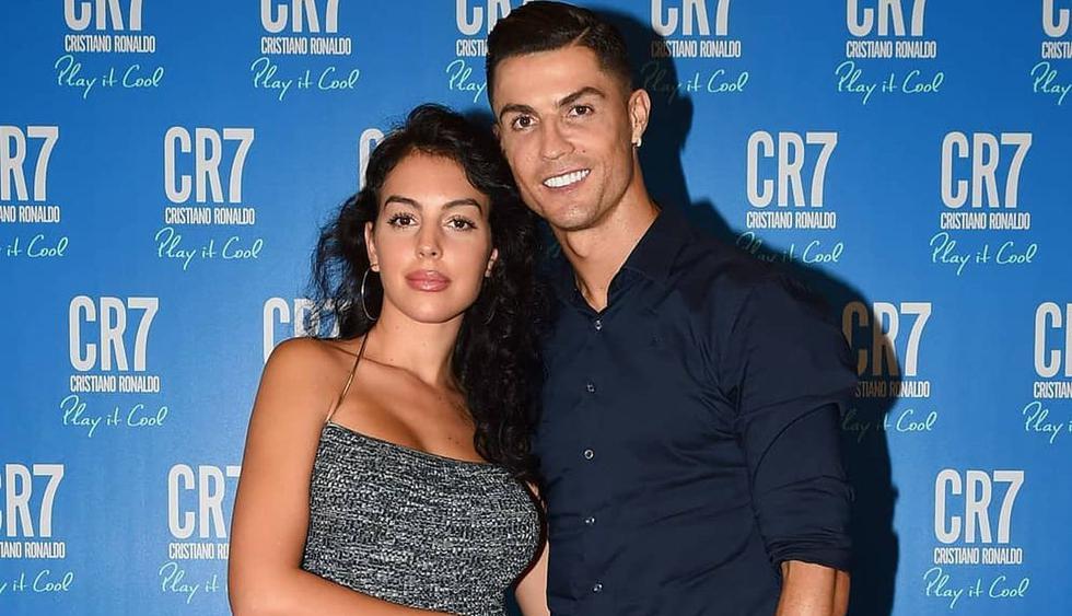"Cristiano Ronaldo revela que sí se casará con Georgina Rodríguez ""pero no por ahora"". (Foto: @georginagio/@cristiano)"