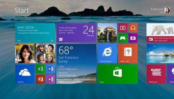 Nueva versión de Windows contará con nuevas funciones y varias mejoras. (Difusión)