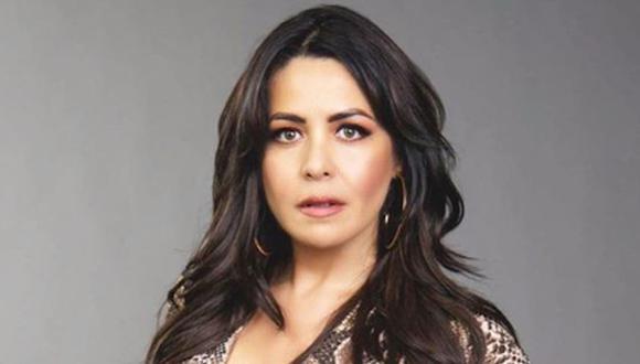 Dayana Garroz ha contado que el personaje de 'Ámbar' llegó en un momento complicado de su vida (Foto: Instagram)